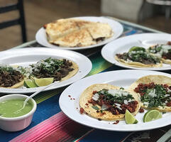 Taqueria El Gallo Azteca - Taco-Dish