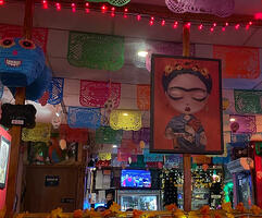 Xochimilco Family Restaurant Interior