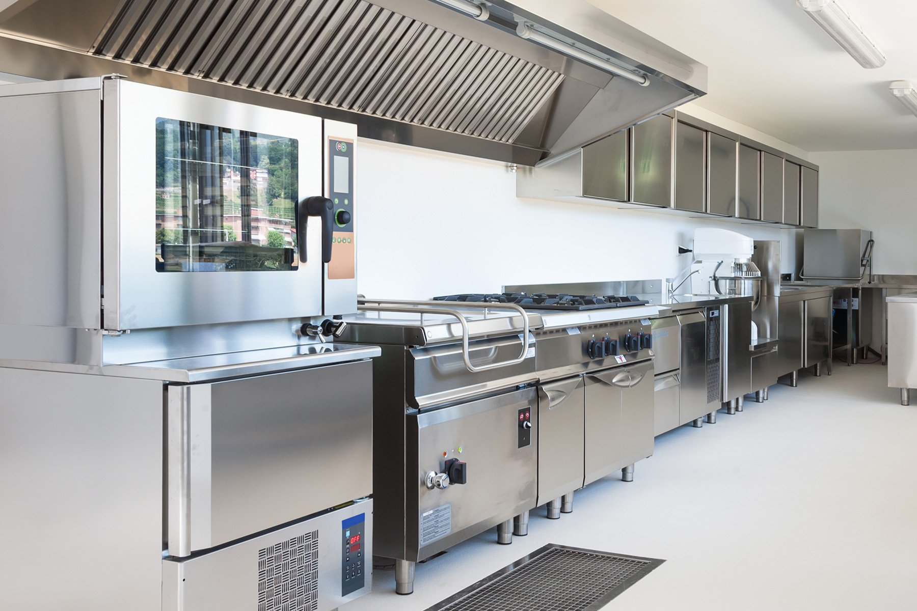 5 Ways To Set Up A Commercial Kitchen