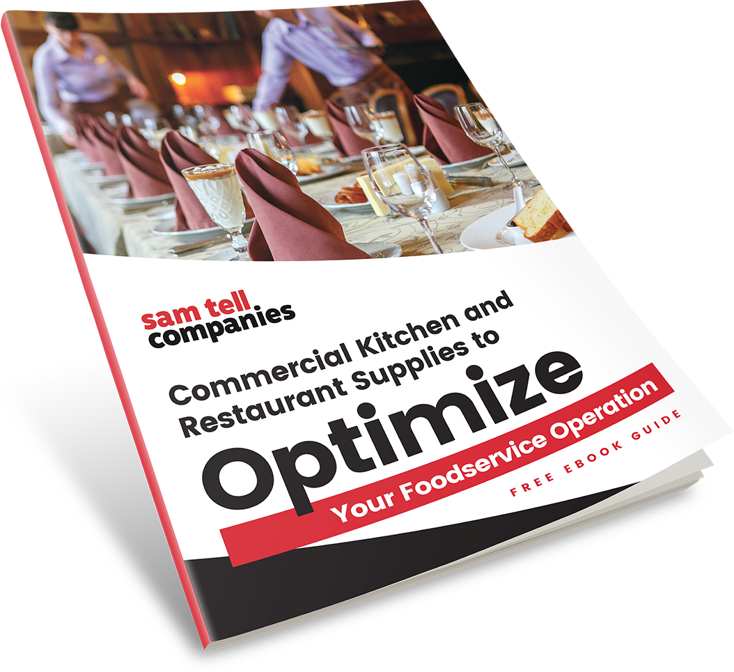 Commercial Kitchen and Restaurant Supplies to Optimize Your Foodservice Operation