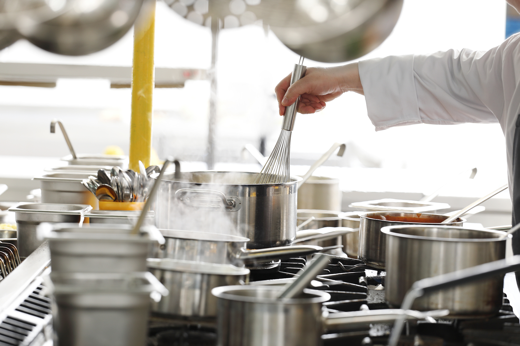 6 Restaurant Kitchen Design Tips For Maximizing Productivity
