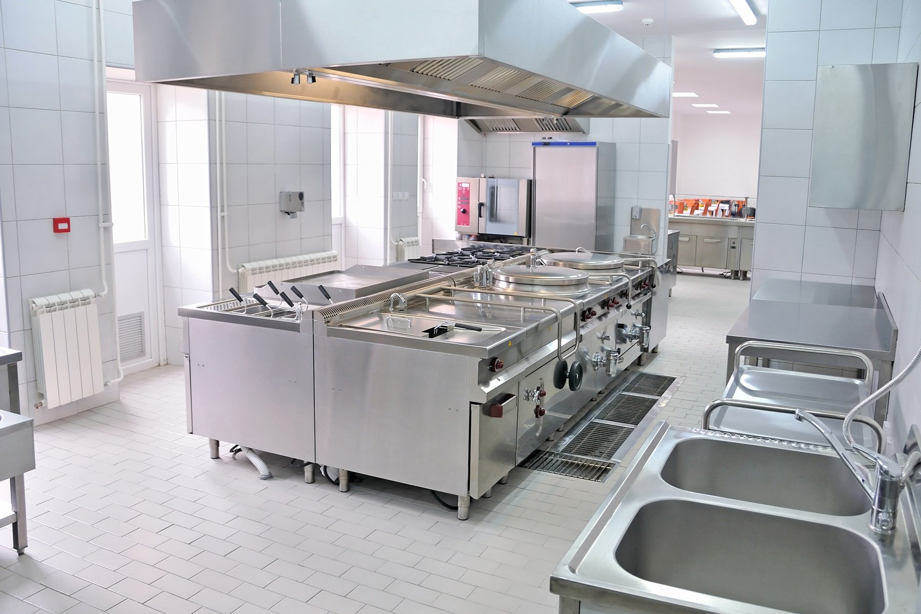 SamTell Blog Principles Of Commercial Kitchen Floor Plans