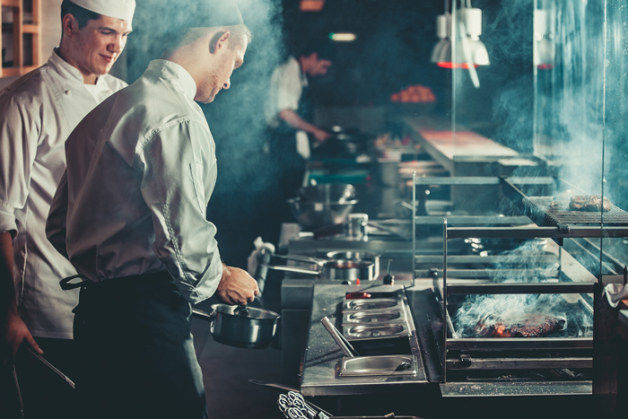 What Is the Average Size of a Commercial Kitchen?